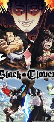 Черный клевер 7